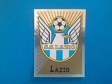 FIGURINE CALCIATORI PANINI 2002 2003 - N.201 SCUDETTO LAZIO