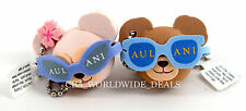 NEW Disney AULANI Duffy & Shellie May head keychains Hawaii Exclusive