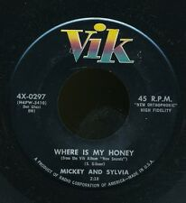pc45-R&B -Vik 0297-Mickey and Sylvia
