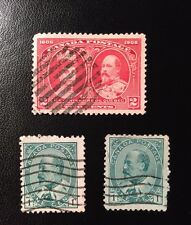 Canada Used Stamp lot King Edward VII Mint 1908
