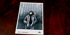 JOHN BROMLEY 1st Polydor UK PROMO PHOTO 1969 FLEUR DE LYS Signed by John Bromley