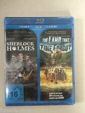 BluRay 2 Filme Sherlock Holmes & The Land that time forgot