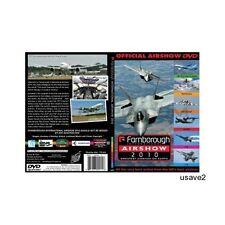 FARNBOROUGH 2010 OR Paris 2007 Airshow Air Show DVD Video-Brand New