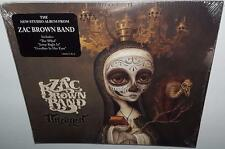 ZAC BROWN BAND UNCAGED (2012) BRAND NEW SEALED COUNTRY MUSIC CD
