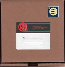 "ork records 7"" box set new television feelies alex chilton richard hell marbles"