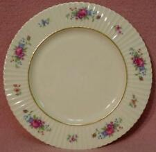 LENOX china PAVLOVA O386 green stamp SALAD PLATE