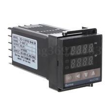 REX-C100 100-240V 400° Digitale Dual PID Temperatura Controllo Termoregolatore