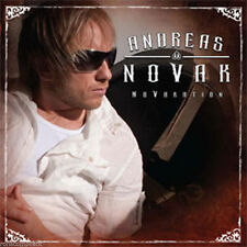 NOVAK, ANDREAS - NOVAKATION - NEW CD - MRR007 / HOUSE OF SHAKIRA SINGER