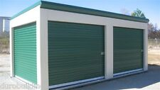 DuroSTEEL JANUS 8'W x 10'H Commercial 2500 Series Heavy Duty Roll-up Door DiRECT