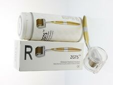 ZGTS Titanium Derma Roller - Anti Ageing Acne Scar Wrinkle Skin Care 0.2mm