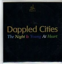 (BT268) Dappled Cities, The Night Is Young At Heart - DJ CD