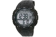 Q&Q Mens Digital 10 BAR Chronograph Strap (M075J001Y)