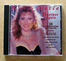 Rose Marie - Together Again, CD