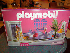PLAYMOBIL Purple Bedroom 5325 in Original Box 5300 Mansion House Lot NIB Sealed