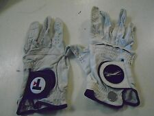 Left and Right Hand Golf Gloves Top Flight Slazenger 2 Two ML Cabretta Premium