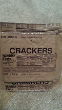Meal Ready to Eat (MRE) Crackers 4Pcs Saltine Cracker Cadet Ration IMP