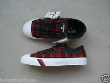 Pro-Keds Royal Master DK 45 1/2 Made in U.S.A. Wool Rich Collabo Black/Red/White