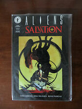 ALIENS SALVATION comic