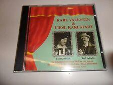 Cd  Karl Valentin Liesl Karlstadt von Karl Valentin (1996)