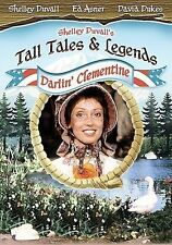 Shelley Duvall's Tall Tales and Legends Darlin' Clementine DVD NEW