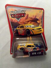 NEW DISNEY THE WORLD OF CARS RPM # 64  FACTORY SEALED # 41
