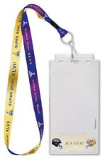 Baltimore Ravens - San Francisco 49ers Super Bowl XLVII 47 Lanyard Ticket Holder
