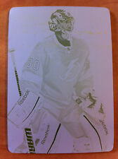 2013-14 Panini dominion BEN BISHOP printing plate 1/1