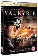 DVD:OPERTATION VALKYRIE - NEW Region 2 UK