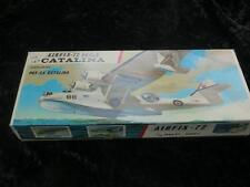 Airfix Model Aircraft Kit 1/72 Consolidated PBY-5A Catalina in Red Stripe Box