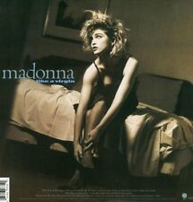 MADONNA Like A Virgin Vinyl LP 2012 (9 Tracks) NEW & SEALED