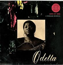 "Odetta Odetta 1 Ep 7"" I Know Where I'm Going Austrian Isse NM"