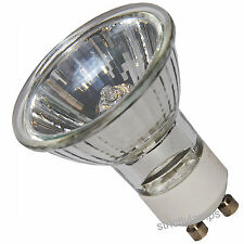10 LONG LIFE GU10 35watts Halogen Bulbs  TOP BRAND