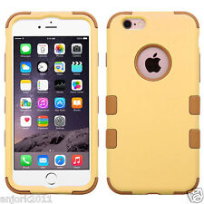 Banana/Peanut Butter Shockproof Case Hard Cover+Skin For iPhone 6 Plus/6s Plus