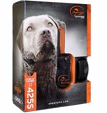 SD-425S SPORTDOG REMOTE FIELD TRAINER BIG STUBBORN DOG SHOCK TRAINING E-COLLAR