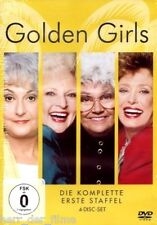 GOLDEN GIRLS, Staffel 1 (4 DVDs) NEU+OVP