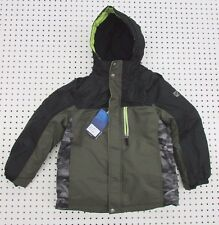 Boy's 3 in 1 Jacket - R-way by Zeroexposure -Repels Water -Size: Large 10/12