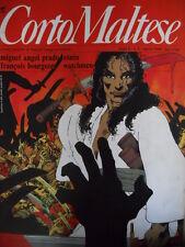 Corto Maltese 4 1990 con inserto Watchmen - Ronin di Frank Miller [G.142]