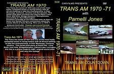 70 - 71 AMC Trans Am Javelin boss 302 mustang DVD Parnelli Jones George Follmer