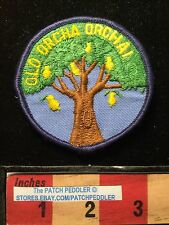 Unknow Jacket PATCH ~ Is That A Pear Fruit Tree? - OLD ORCHA ORCHAI 61C9