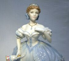 ROYAL WORCESTER FIGURINE LTD ED THE FIRST QUADRILLE