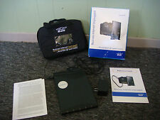 Bell Business Portable Internet Unplugged Modem With Original Box & Padded Case