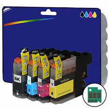 1 Set of non-OEM LC123 V3 Ink for Brother MFC-J6520DW MFC-J6720DW MFC-J6920DW