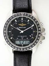 Classic Breitling Navitimer Quartz 3100 Digital/Analog Ref. 80 191 Watch