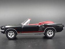 1967 Ford Mustang GT Convertible RARE 1/64 LIMITED EDITION COLLECTIBLE MODEL CAR