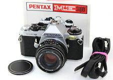 Cámara SLR Pentax Me Super 35mm de cine con SMC PENTAX-M 1:1 .7 F = 50mm Lente.