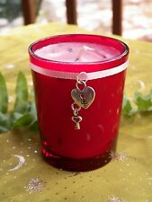 Self Love Self Esteem Hand Made Spell Soy Candle Pagan Wiccan Witch Reiki