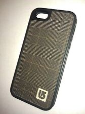 Speck Fabshell Burton Case for iPhone 5 & 5S Cream/Black Plaid- Prince of Wales