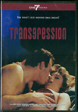 Transgression (One 7 Movies DVD, 2011) - Brand New & Sealed