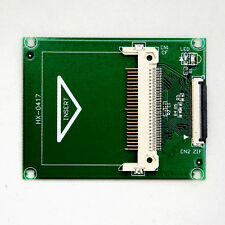 "CF to Zif 1.8"" HDD SSD Hard Drive IDE Adapter 50Pin Compact Flash Socket"