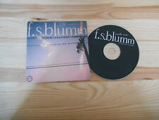 CD Pop f.s. Blumm - Zweite Meer (12 Song) Promo MORR MUSIC